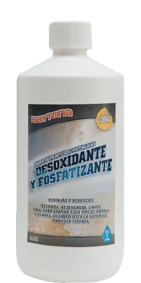 DESOXIDANTE Y FOSFATIZANTE