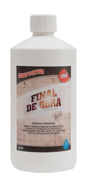 FINAL DE OBRA
